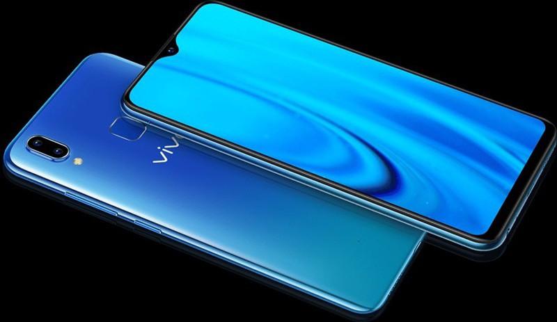 Không gian trải nghiệm rộng rãi trên điện thoại Vivo Y91 chính hãng