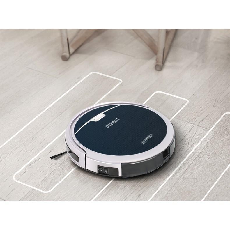 Robot hút bụi thông minh Ecovacs Deebot Cen 558  New 99
