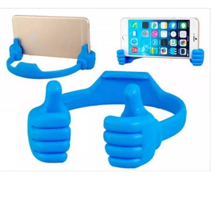Giá đỡ kẹp điện thoại hình bàn tay đa năng