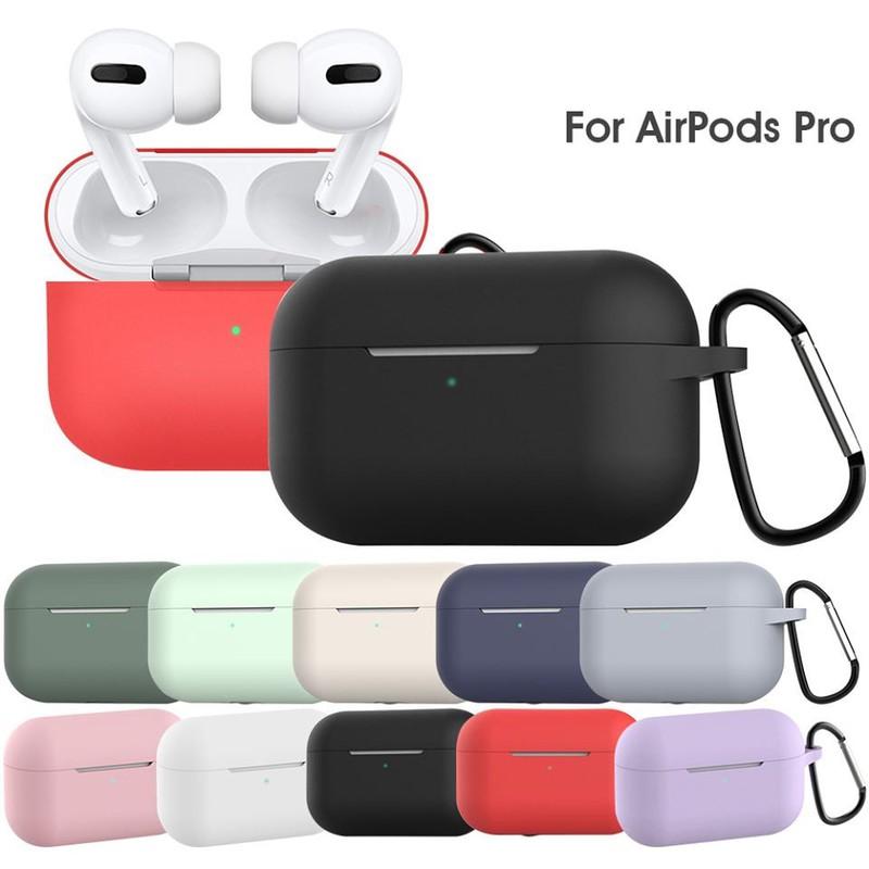 Ốp Airpods Pro trơn đủ màu - PK480