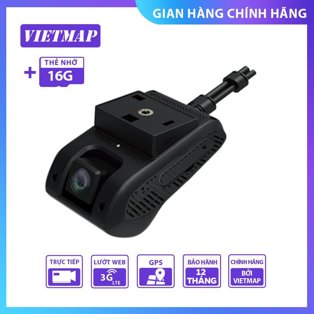 VIET MAP iCAM VM200 Camera giám hành trình giám sát trực tuyến, giá tốt  nhất 4,290,000đ! Mua nhanh tay!