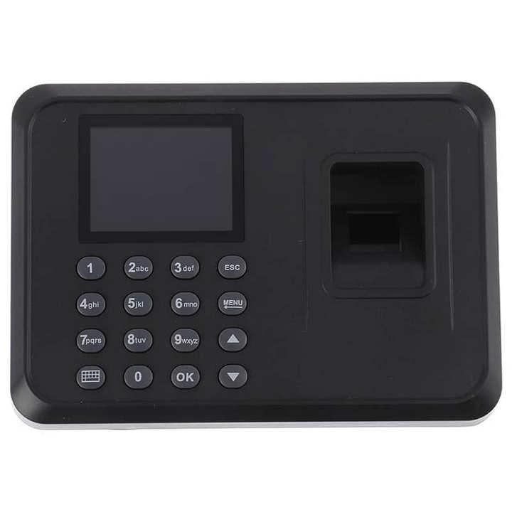 Máy chấm công vân tay F01 giao diện Tiếng Việt + Tặng kèm USB - 2