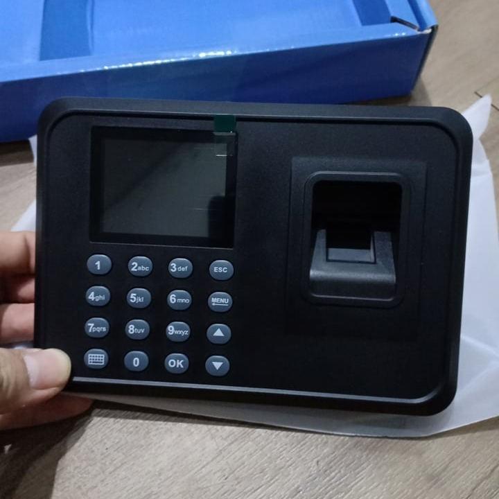 Máy chấm công vân tay F01 giao diện Tiếng Việt + Tặng kèm USB - 10