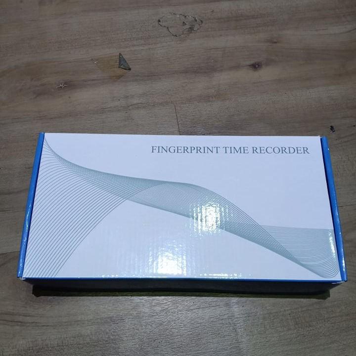 Máy chấm công vân tay F01 giao diện Tiếng Việt + Tặng kèm USB - 7