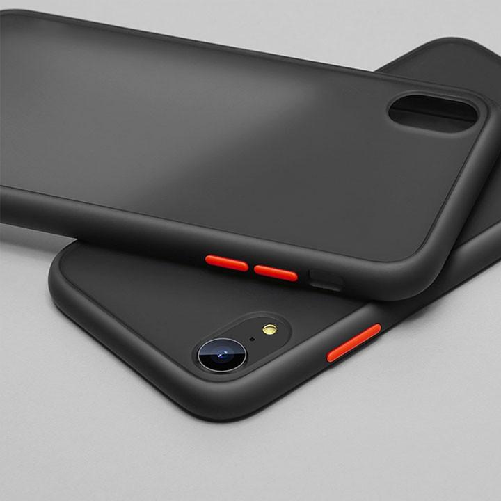 Trải nghiệm mới lạ với mẫu ốp Iphone Xr chống bám bụi bẩn, bám vân tay Fuzzy Black