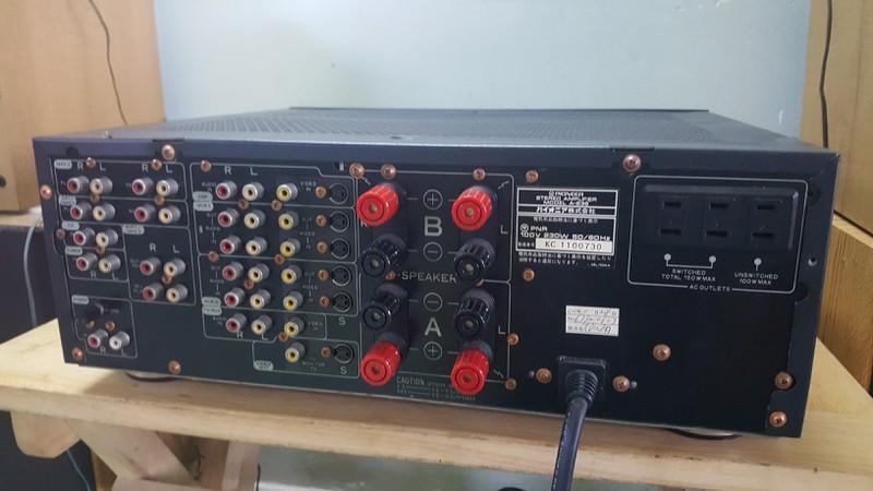 Ampli 5.1 dts - Ampli stereo - Đầu MD làm DAC - Đầu CDP - Sub woofer v.v.... - 10