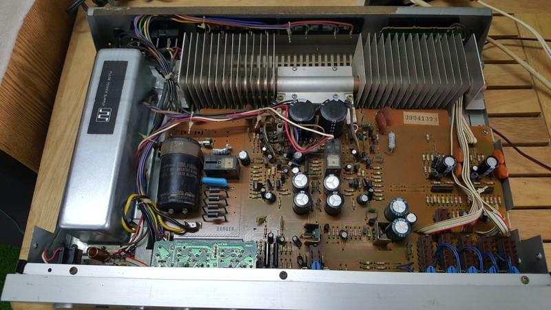 Ampli 5.1 dts - Ampli stereo - Đầu MD làm DAC - Đầu CDP - Sub woofer v.v.... - 3