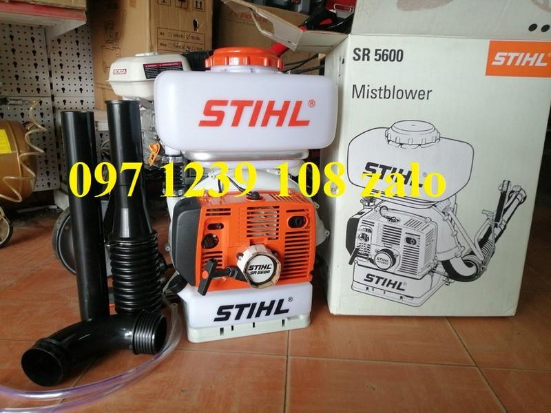Máy phun thuốc muỗi STIHL SR5600 hàng chính hãng giá tốt, chốt nhanh