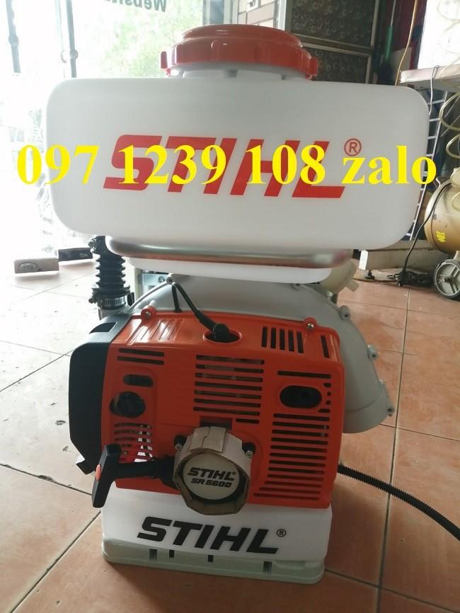 Máy phun thuốc muỗi STIHL SR5600 hàng chính hãng giá tốt, chốt nhanh - 1