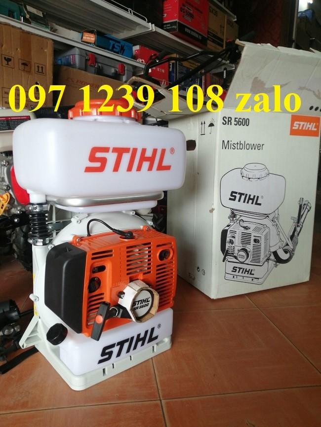 Máy phun thuốc muỗi STIHL SR5600 hàng chính hãng giá tốt, chốt nhanh - 2