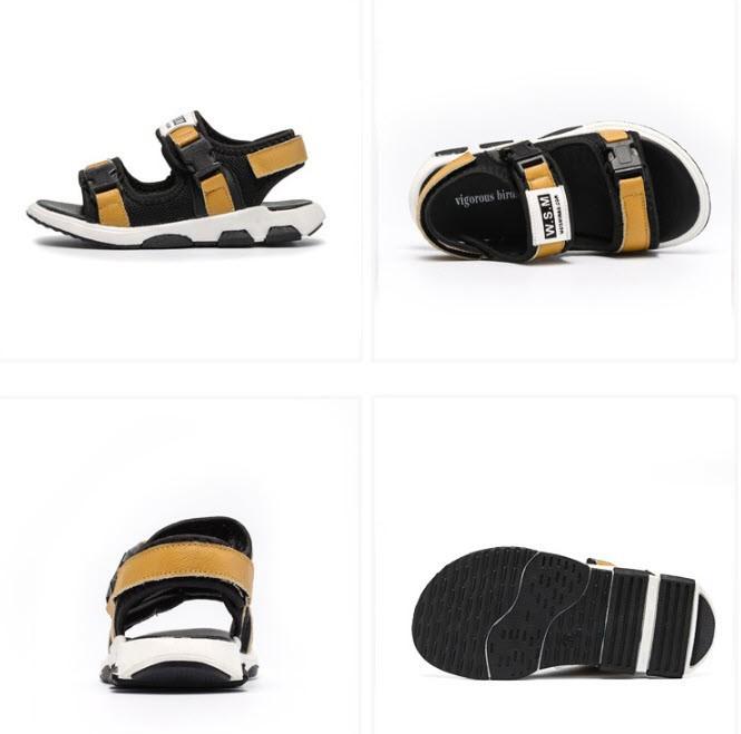 Dép sandal nam quai hậu thể thao và khỏe khoắn xd47
