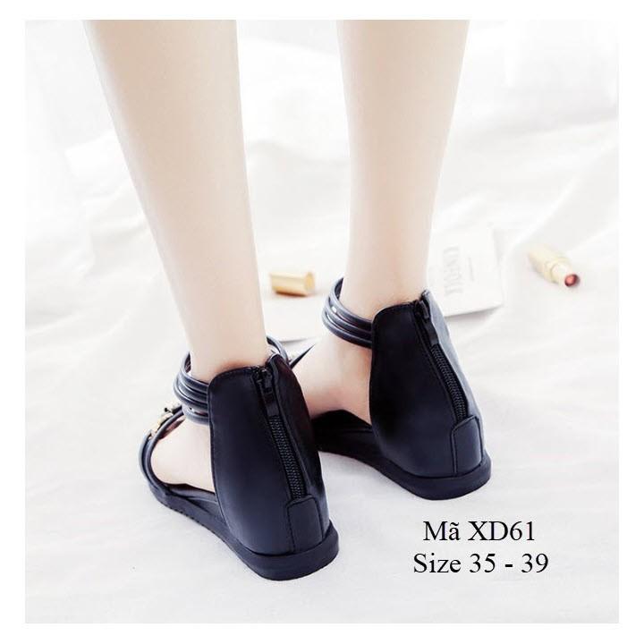 Sandal nữ đế độn sành điệu xd61