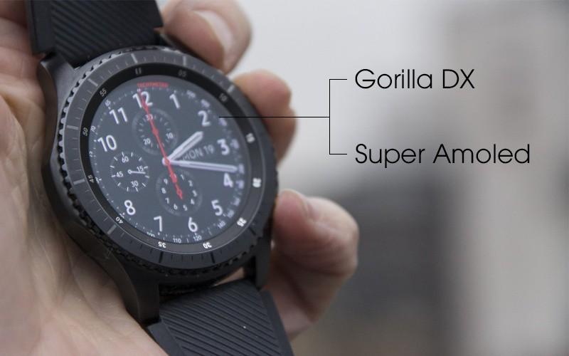 Đồng hồ thông minh Samsung Galaxy Watch 42mm cho kết nối luôn trong tầm tay