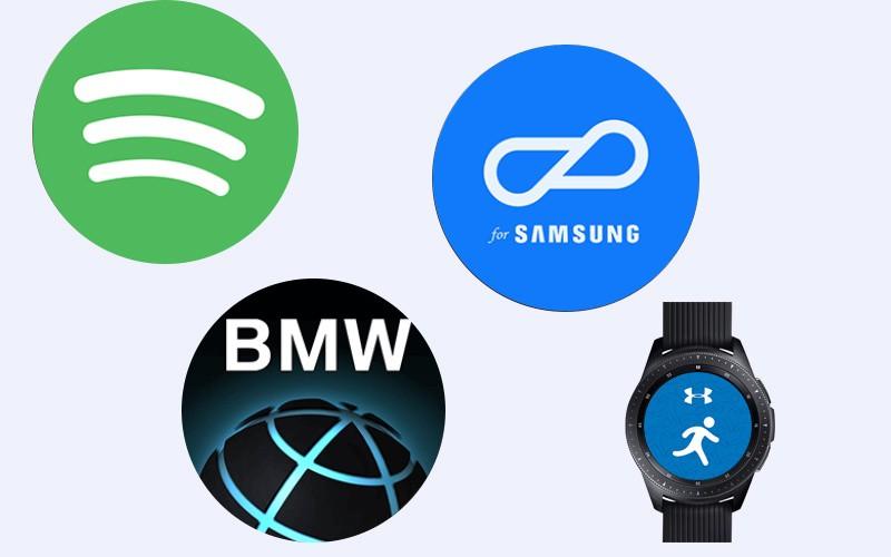 Khả năng phát nhạc trên Đồng hồ thông minh Samsung Galaxy Watch 42mm