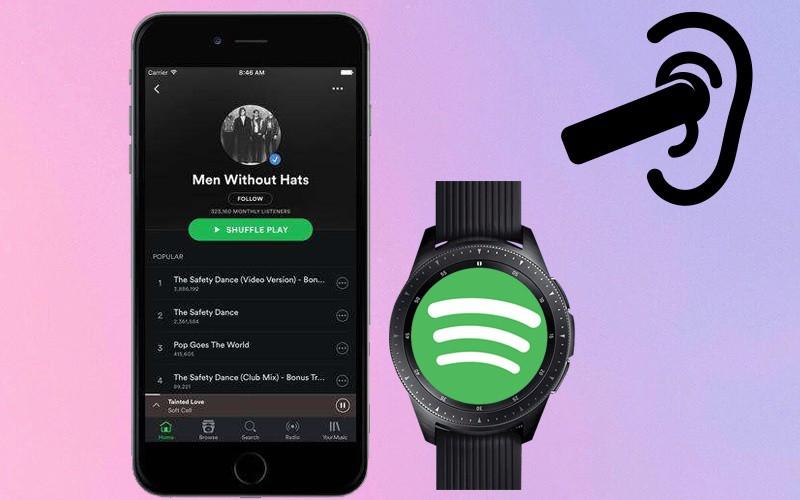 Đồng hồ thông minh Samsung Galaxy Watch 42mm kháng nước bảo vệ đồng hồ