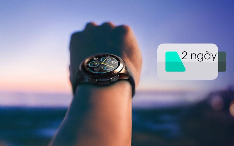 Công nghệ màn hình Super Amoled trên Đồng hồ thông minh Samsung Galaxy Watch 42mm