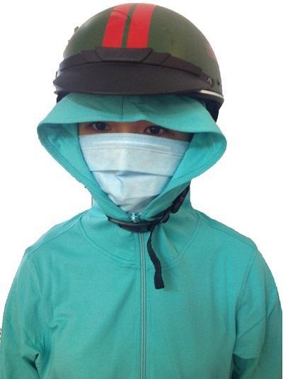Áo khoác nữ chỗng nắng, thoát nhiệt thương hiệu goking