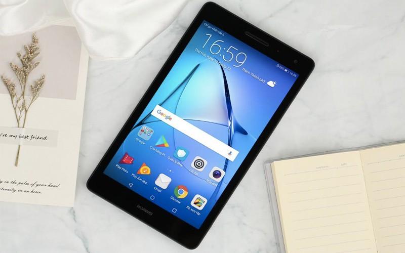Dung lượng pin đủ dùng trên Máy tính bảng Huawei MediaPad T3 7 (2018)