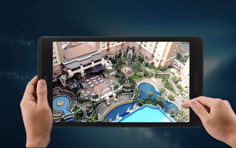Camera trên Máy tính bảng Huawei MediaPad T3 7 (2018)