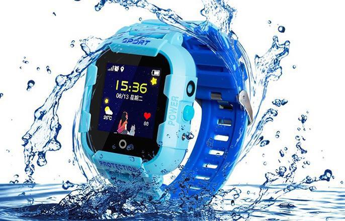 đồng hồ định vị chống nước Wonlex KT03