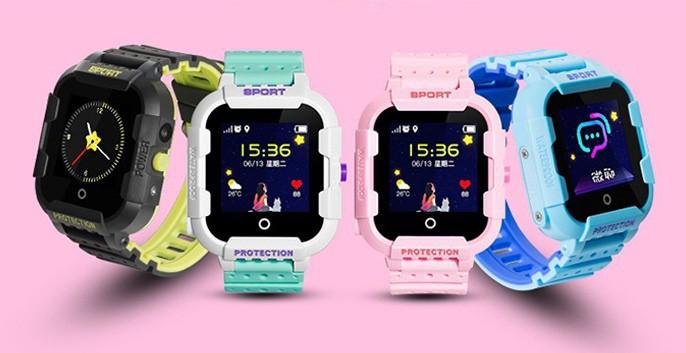 đồng hồ định an toàn Wonlex KT03