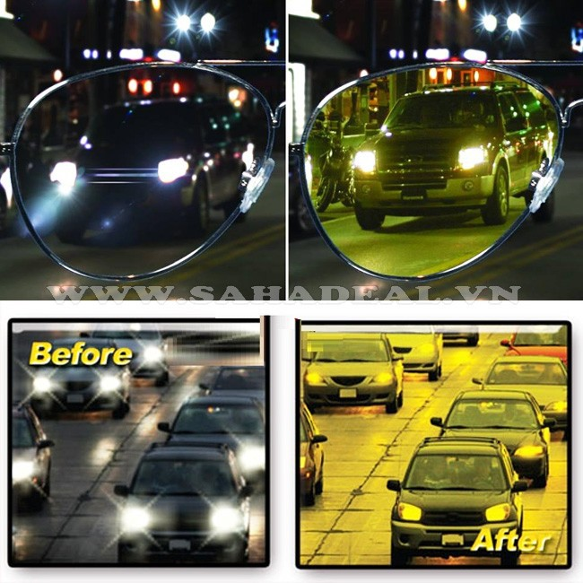 Kính nhìn xuyên đêm - night view glass