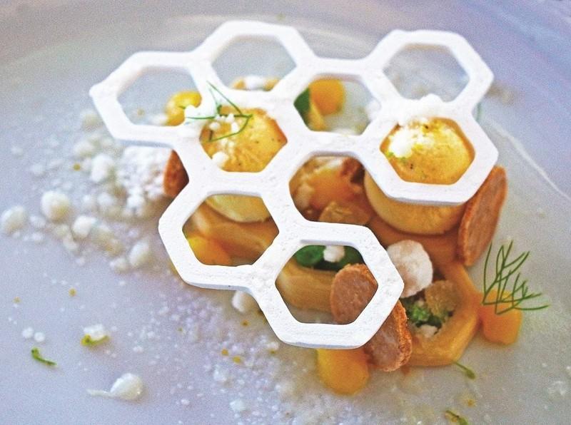 Bánh in 3D – Những dự án hấp dẫn nhất