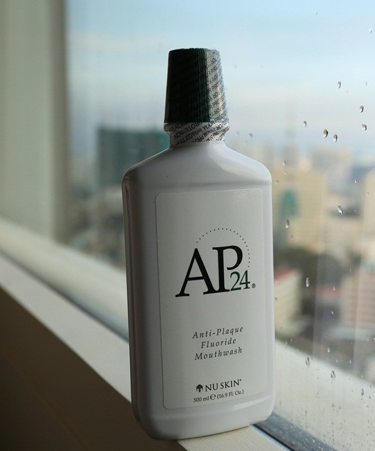 Nước Súc Miệng AP24 Anti-Plaque Flouride Mouthwash