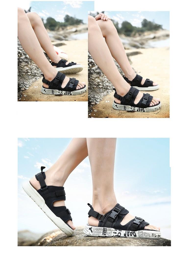 Dép sandal , quai hậu nam