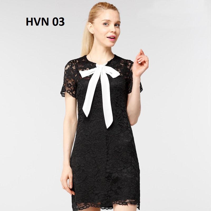 váy đầm phối ren chiết eo, hàng nhập, chất đẹp, mặc tôn dáng
