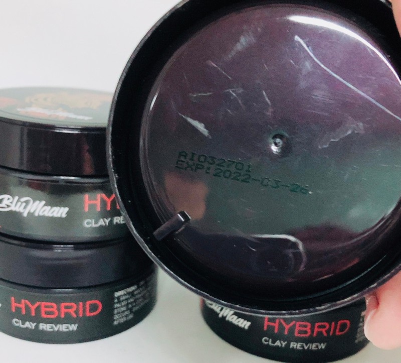 Sáp vuốt tóc nam wax tóc nam blumaan hybrid clay review 75ml