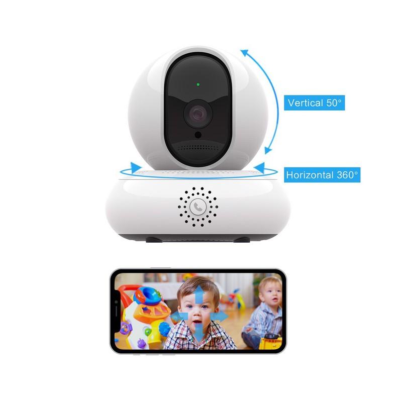 Camera giám sát toàn cảnh 1080P HD WiFi EC67-R11