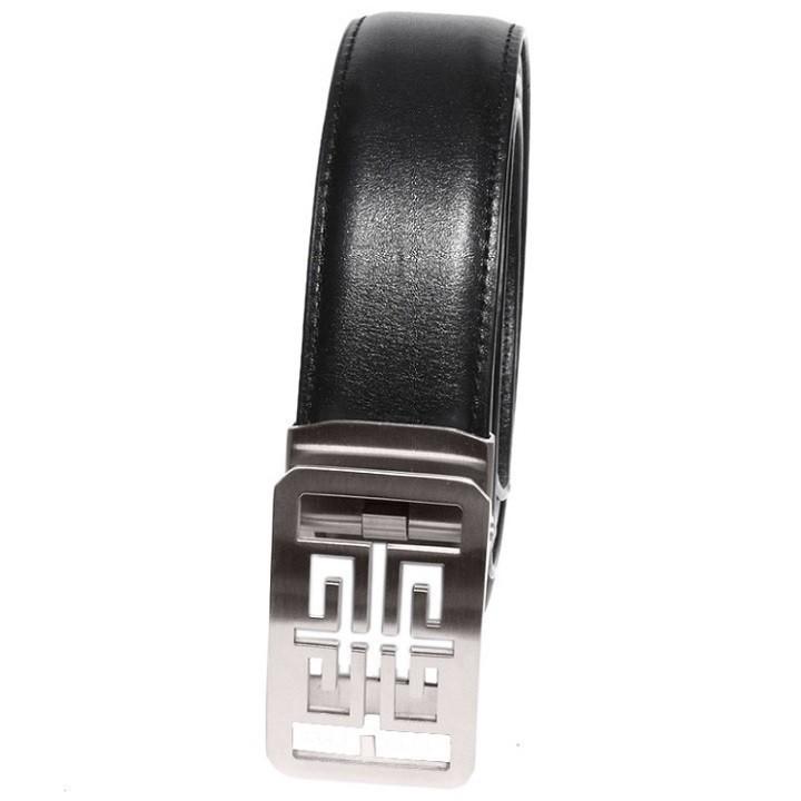 [Tặng vòng đeo tay couple trị giá 95k] Thắt lưng nam thời trang CHẤT - 1