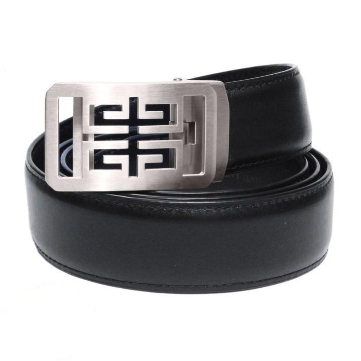 [Tặng vòng đeo tay couple trị giá 95k] Thắt lưng nam thời trang CHẤT