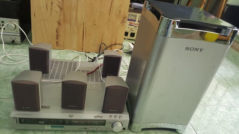 Ampli 5.1 (receiver) đời mới TrueHD, DTs, FullHD, 4 port HDMI - 1