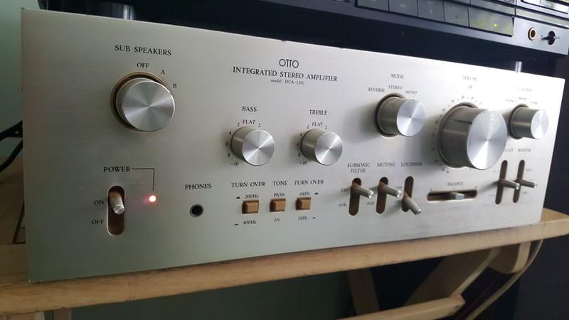 Ampli 5.1 dts - Ampli stereo - Đầu MD làm DAC - Đầu CDP - Sub woofer v.v.... - 4