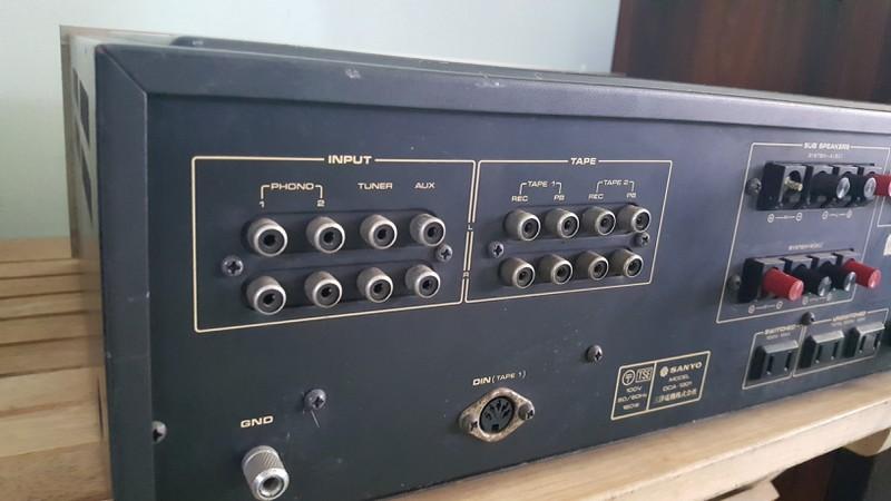 Ampli 5.1 dts - Ampli stereo - Đầu MD làm DAC - Đầu CDP - Sub woofer v.v.... - 6