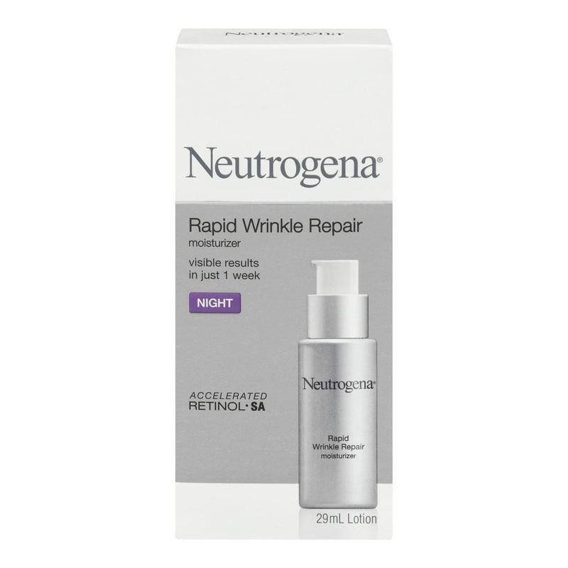 Kem dưỡng da ban đêm Neutrogena Rapid Wrinkle