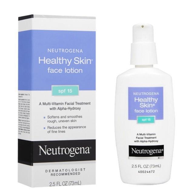 KEM DƯỠNG DA Neutrogena Healthy Skin Anti Wrinkle SPF 15