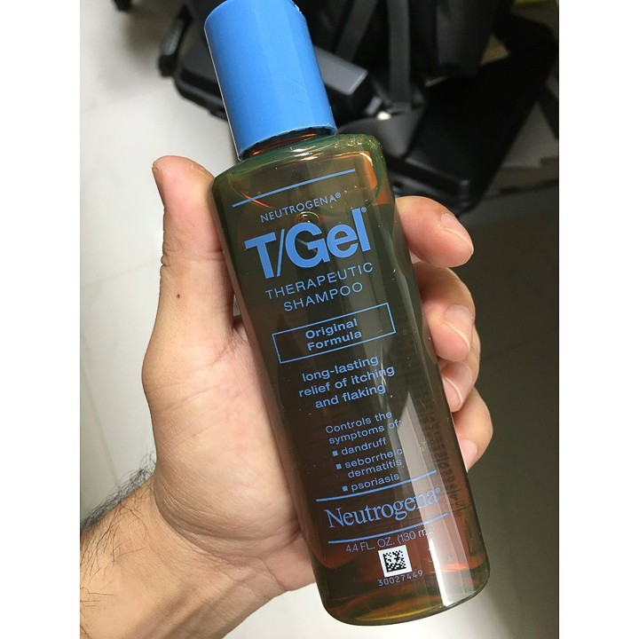 Dầu Gội Trị Gàu Neutrogena TGel Therapeutic Shampoo Original Formula