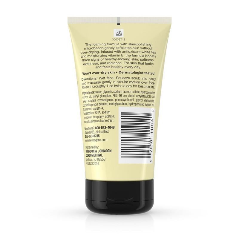 Sữa rửa mặt Neutrogena Healthy Skin Booster Daily Scrub