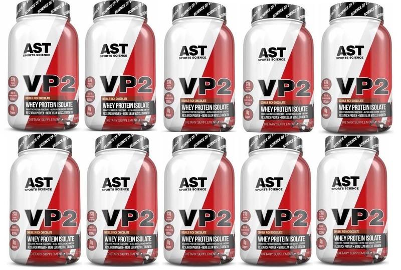 Sữa Tăng CơVP2 - AST | Giảm Mỡ CắtNét Cơ