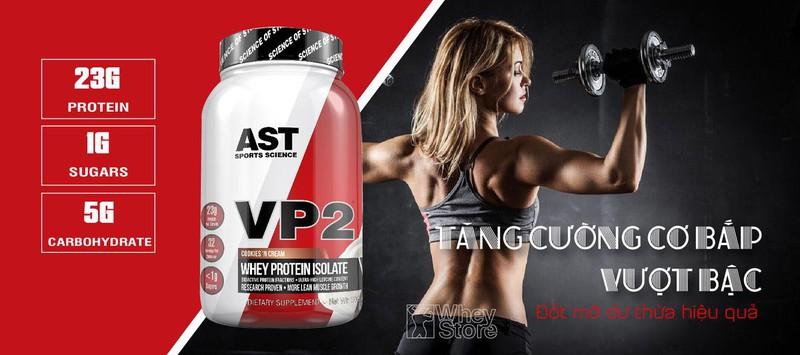 Sữa Tăng CơVP2 - AST