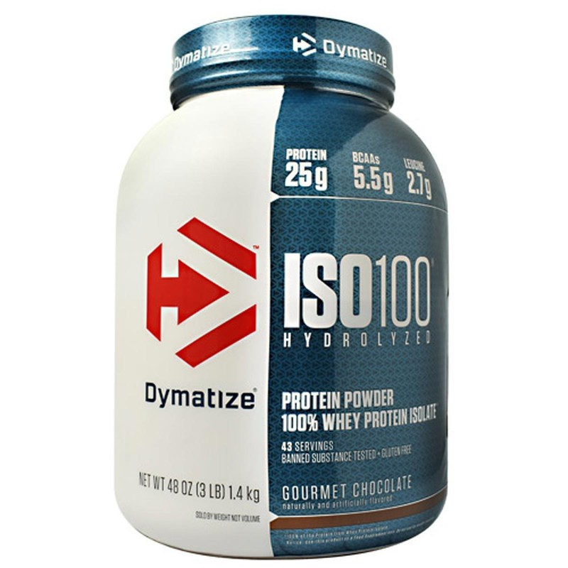 Sữa tăng cơ ISO Whey Protein Isolate100