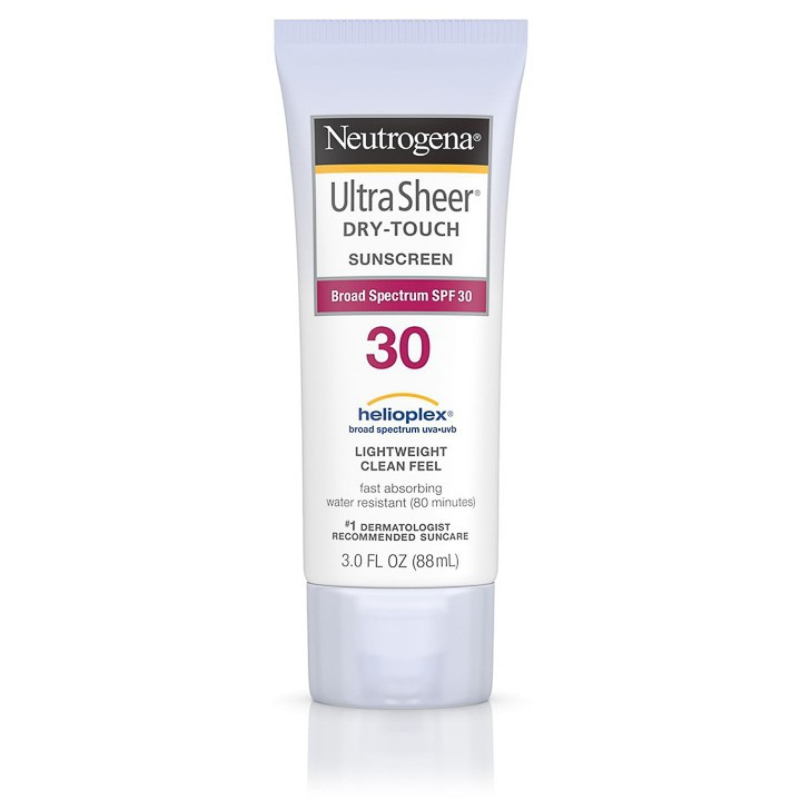 Kem Chống Nắng Neutrogena Ultra Sheer Dry Touch Sunscreen SPF30 (88ml) - 100% Authentic