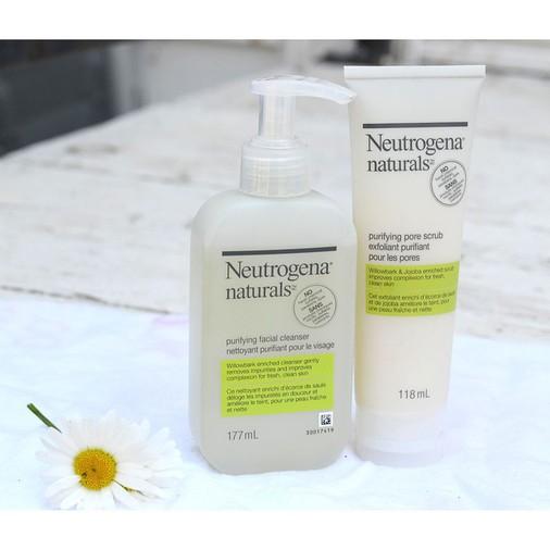 Sữa Rửa Mặt Tẩy Sạch Lỗ Chân Lông Neutrogena