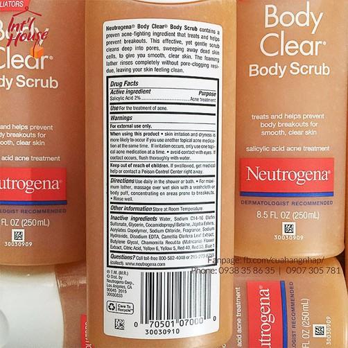 Sữa Tắm Neutrogena