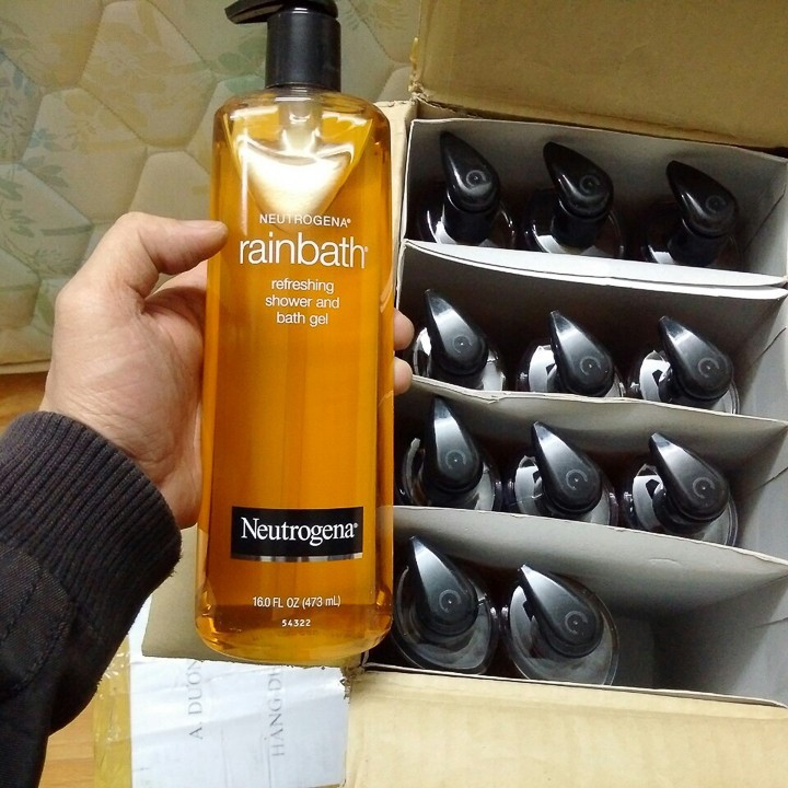 Sữa Tắm Neutrogena Rainbath Refreshing Shower And Bath Gel - 100% Authentic