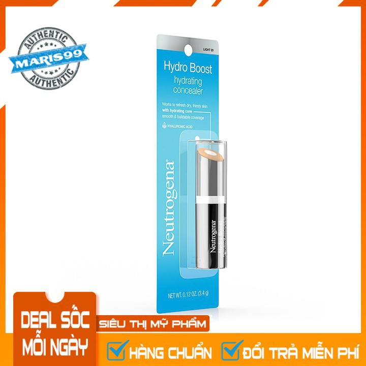 Thanh Che Khuyết Điểm Neutrogena Hydro Boost Hydrating Concealer - 100% Authentic
