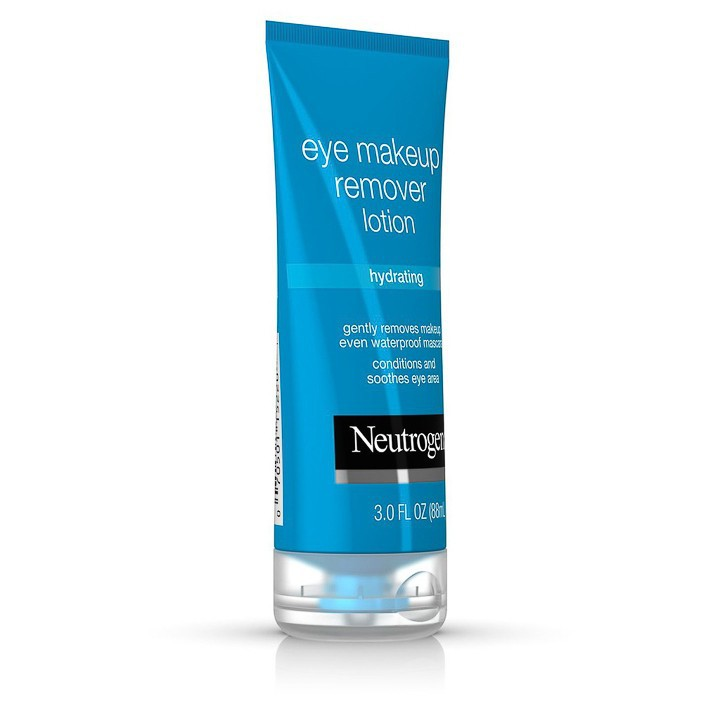 Tẩy Trang Mắt Neutrogena Hydrating Eye Makeup Remover Lotion (88ml) - 100% Authentic
